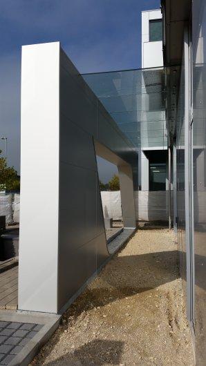 AWF - Fassade
