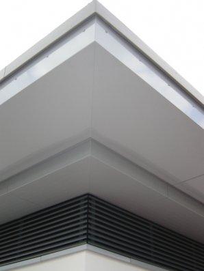 Lamellen - Fassade