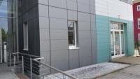 Brain Products / Gilching - Fertigstellung Fensteranschlüsse - Nachher