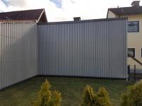 Bv.: München - Garagenwand - Nachher