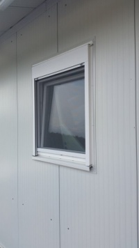 Frischpack - nachträglicher Fenstereinbau