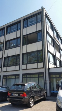Oberföhringer Strasse - Fassadenrückbau - Vorher