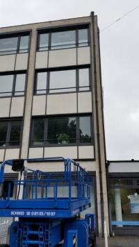 Oberföhringer Strasse - Fassadenrückbau - Nachher