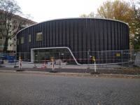 Pöllathstrasse München - Streckmetall / Stahlbau / Glas mit Punkthalter
